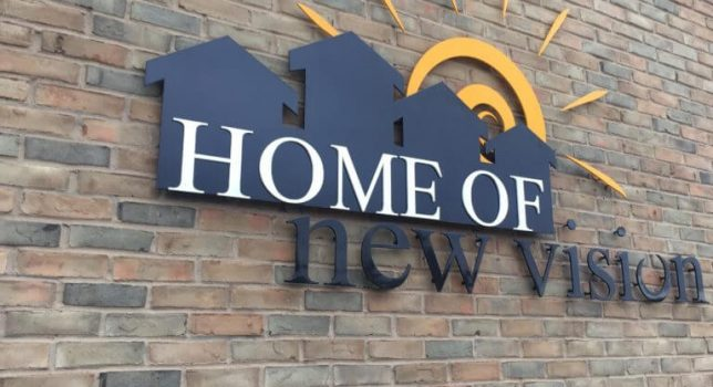 Home of New Vision