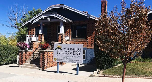 Wyoming Recovery